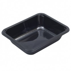 Ovenable CPET Tray 188X137X 35MM 500