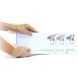 Disposable Compostable Glove Large