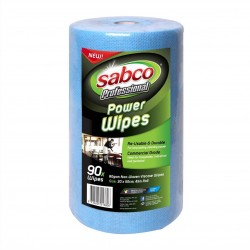 Wiper Rolls Heavy Duty Blue
