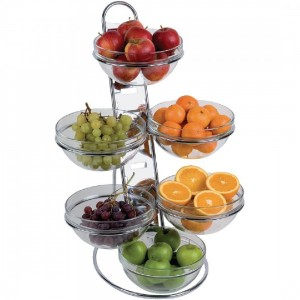 Buffet Display Risers and Stands