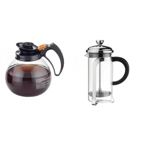 Coffee Plungers and Pots
