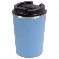 Reusable Double Wall Coffee Cup - Surf