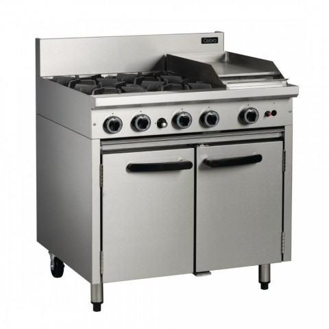 Cobra Gas Ovens and Ranges
