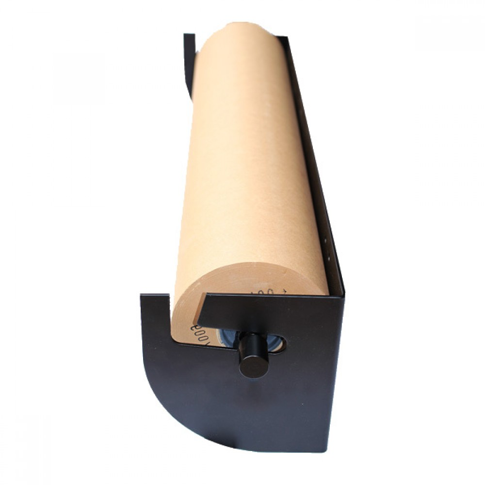 Kraft Paper Roll Holder With 140M Paper Roll Included