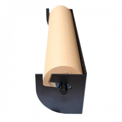 Kraft Paper Roll Holder With 300M Paper Roll Included