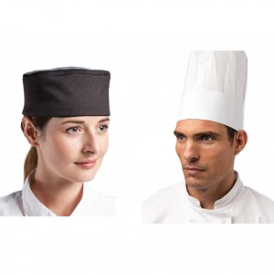 Chef Hats and Caps