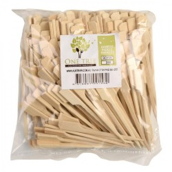 Bamboo Skewers - 150mm - Pack 1000