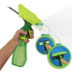 3-IN-1 Spray and Squeegee