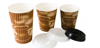 What is the difference between a single wall and double wall coffee cup?