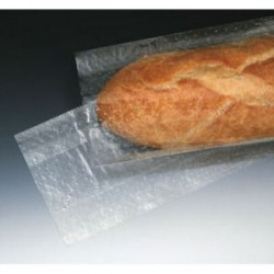 Micro-perforated Gusseted French Bread Bags