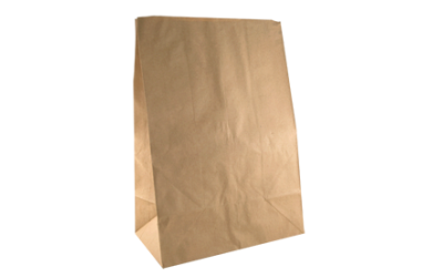 The Return of the Brown Paper Bag