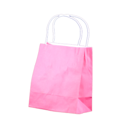 Kraft Junior Bag - Paradise Pink