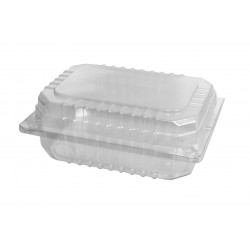 Plastic ClearPack Salad Pack - Small