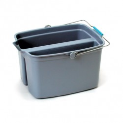 Sabco Divided Pail - 2 x 9Lt