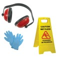 Safety & Gloves