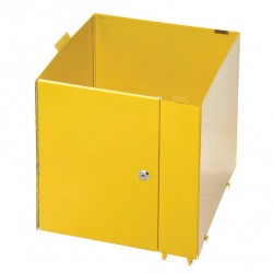 Sabco Metal Locking Cabinet