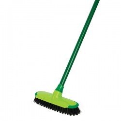 Sabco Professional Deck Scrub With Scraper - Green