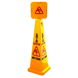 Sabco Caution Wet Floor Cone
