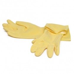 Sabco Flock Lined Gloves - 12PK
