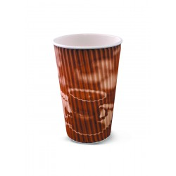 Paper Ripple Cup - 16oz Classic
