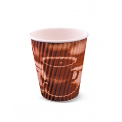Paper Ripple Cup - 12oz Classic