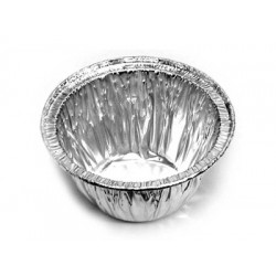 Foil Container Round 2109 - Pudding Bowl / Basin Mini 113ml