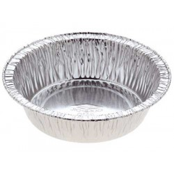 Foil Container Round 2110 - Pie Small 145ml