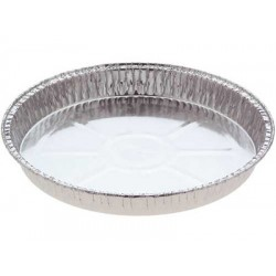 Foil Container Round 4118 - Pie/Flan Large 445ml