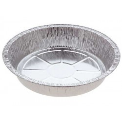 Foil Container Round 42121 - Pie Large Deep 895ml