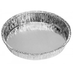 Foil Container Round 41220 - Pie Large 830ml