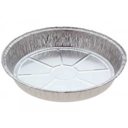 Foil Container Round 4126 - Pie Large 1600ml