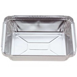 Foil Container Oblong 7117 - Tray Small 440ml