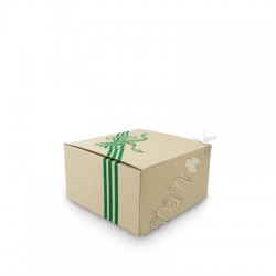 Cake Box Heavy Duty - Green 203mm