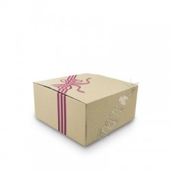 Cake Box Heavy Duty - Purple 229mm