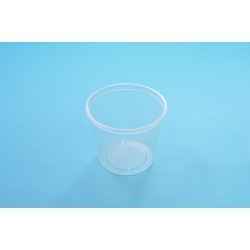 Plastic Container Round - 150ml