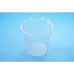 Plastic Container Round - 850ml