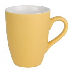 Olympia Matt Pastel Mug Yellow 340ml