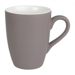 Olympia Matt Pastel Mug Grey 340ml