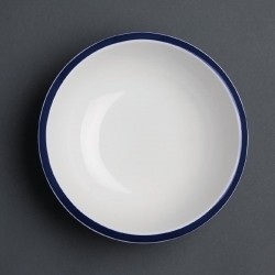 Olympia Brighton Porcelain Cereal Bowl 165mm