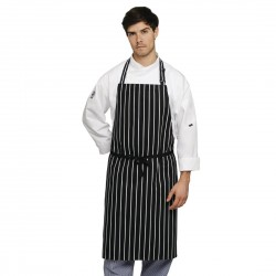 Le Chef Bib Apron with Adjustable Halter