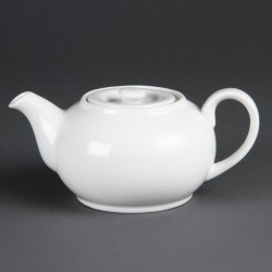 Olympia Whiteware Teapots 426ml