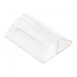 Tent Shaped Card Holder