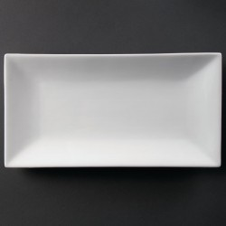 Olympia Serving Rectangular Platter 380 x 200mm