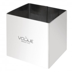 Vogue Square Mousse Rings 60 x 60 x 60mm Extra Deep