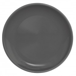 Olympia Cafe Coupe Plate 200mm Charcoal