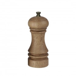 Olympia Antique Effect Salt and Pepper Mill 150mm
