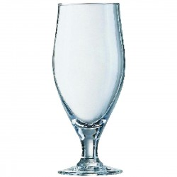 Arcoroc Stemmed Cervoise Beer Glasses 310ml