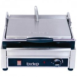 Birko Contact Grill Smooth Plates 1002102