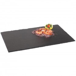 Olympia 1/1 GN Natural Slate Tray