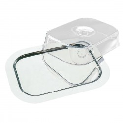 APS Rectangular Tray With Cover